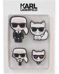 Karl Lagerfeld - K/ikonik Stickers - Lyst