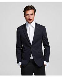 Karl Lagerfeld Moderner Anzug - Blau