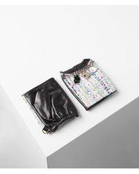 Karl Lagerfeld MITAINES K/SOHO AVEC CHAÎNE - Multicolore