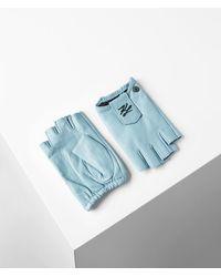 Karl Lagerfeld GANTS K/AUTOGRAPH - Bleu