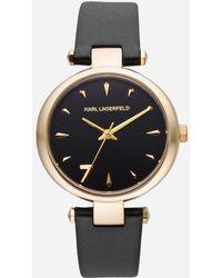 Karl Lagerfeld - Aurelie Black - Lyst