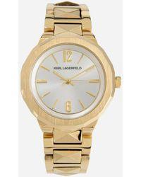 Karl Lagerfeld - Joleigh Gold - Lyst