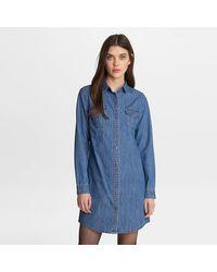 Karl Lagerfeld Denim Dress - Blue