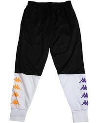 Kappa Authentic Bubtan Pants - Black