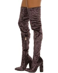 Cape Robbin Over-the-knee boots for