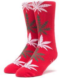 bd191fed1db Lyst - Huf Snowflake Knee High Sock in Black for Men