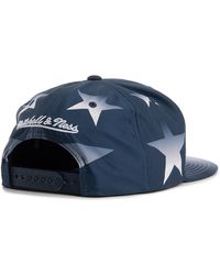 Mitchell & Ness Los Angeles Clippers Snapback - Blue