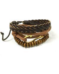 Haste Goods - Hook Bracelet Set - Lyst