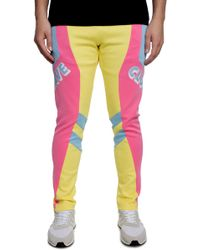 Pink Dolphin The Men's Wave Club Track Pant V2 - Pink