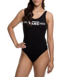 Vans - Funnier Times Body Suit In Black - Lyst