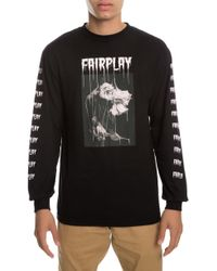 Fairplay Brand - The End Of Things Long Sleeve - Lyst