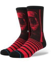 Stance Holy Knee-high Socks - Red