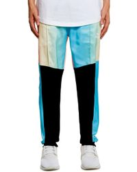 Pink Dolphin The Nu Wave Sweatpants In Black