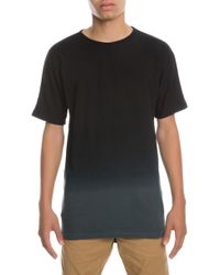 Publish The Rishi Hombre Wash Box Fit Shirt In Faded Black