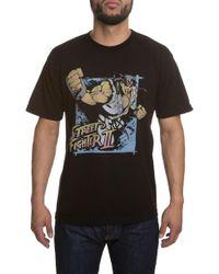 Dumbgood - The Street Fighter Upper Cut Tee - Lyst