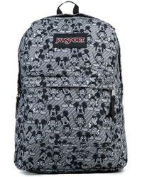 Jansport - The Disney X Grey Rabbit Mickey Hatchet Backpack - Lyst