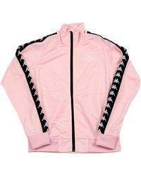Kappa 222 Banda Anniston Slim Jacket - Pink