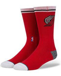1259fccf533 Unknown - Portland Trailblazers Knee-high Socks - Lyst