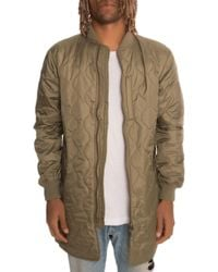 10.deep - The Tarmac Liner Trench Jacket - Lyst