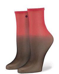 Stance For Women: Sandria Wine Socks - Multicolor