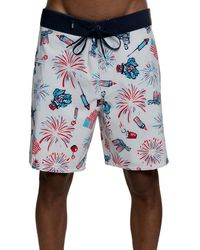 Vans The Mixed Independent Board Short - Multicolor