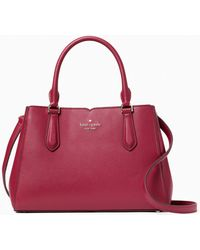 Kate Spade Tippy Small Triple Compartment Satchel - Multicolor