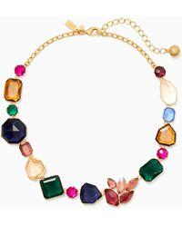 Kate Spade - Rock It Necklace - Lyst
