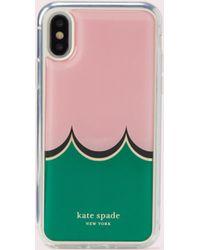 ec31624c3df99 Scallop Hands-free Iphone X & Xs Case - Multicolour
