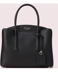 Kate Spade Margaux Medium Satchel - Black