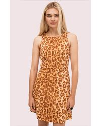 Kate Spade Panthera Ponte Dress - Multicolour