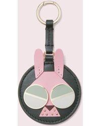 Kate Spade Spademals Money Bunny Dangle - Multicolour