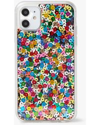 Kate Spade Hülle Mit Pailletten Für Iphone 11 - Multicolour