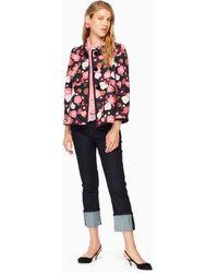 Kate Spade - Blooming Jacket - Lyst