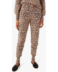 Kate Spade Leopard Dream Jogginghose - Multicolour