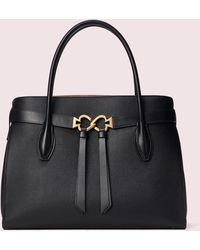 Kate Spade Large Satchel - Black