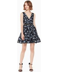 Kate Spade - Prairie Rose Jewel Dress - Lyst