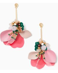 Kate Spade - Vibrant Life Linear Earrings - Lyst