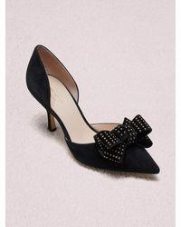 Kate Spade Sterling Court Shoes - Black