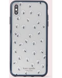 Kate Spade Jewelled Daisies Iphone Xs Max Case - Multicolour