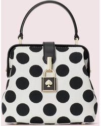 Kate Spade Remedy Bikini Dot Small Top-handle Bag - Multicolour