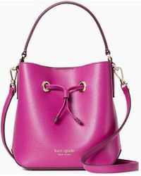 Kate Spade Eva Small Bucket Bag - Pink