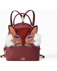 Kate Spade - So Foxy Fox Binx Backpack - Lyst