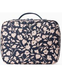 Kate Spade Jae Garden Vine Travel Cosmetic - Multicolour