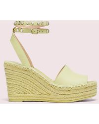 Kate Spade Frenchy Espadrille Wedges - Multicolour