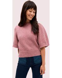 Kate Spade Bell Sleeve Sweater - Multicolor