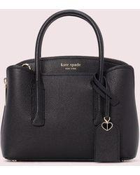 Kate Spade Margaux Medium Satchel - Black