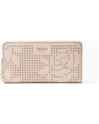 Kate Spade - Cameron Street Perforated Lacey - Lyst