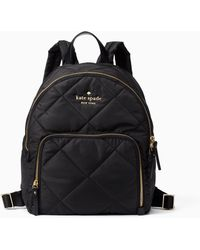 Kate Spade - Watson Lane Quilted Hartley Nylon Backpack - Lyst