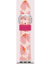 Kate Spade Apple Watch Strap - Pink