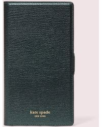 Kate Spade Sylvia Iphone Xr Magnetic Wrap Folio Case - Multicolour